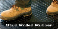 Stud Rolled Rubber